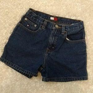 🍁Tommy Hilfiger Jean Shorts Size 8